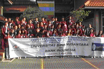Professional Visitation to Bank Indonesia