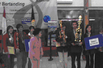 1st Winner in National Competition, Widyatama University - Bandung