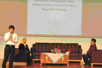 Alumnae Gathering of Management Major