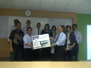 Hibah Alumni Binusian 2012