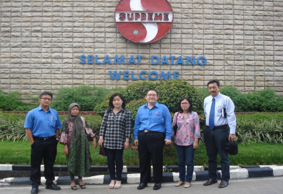 Kunjungan Industri Ke Pabrik Kabel  PT. SUCACO Tbk